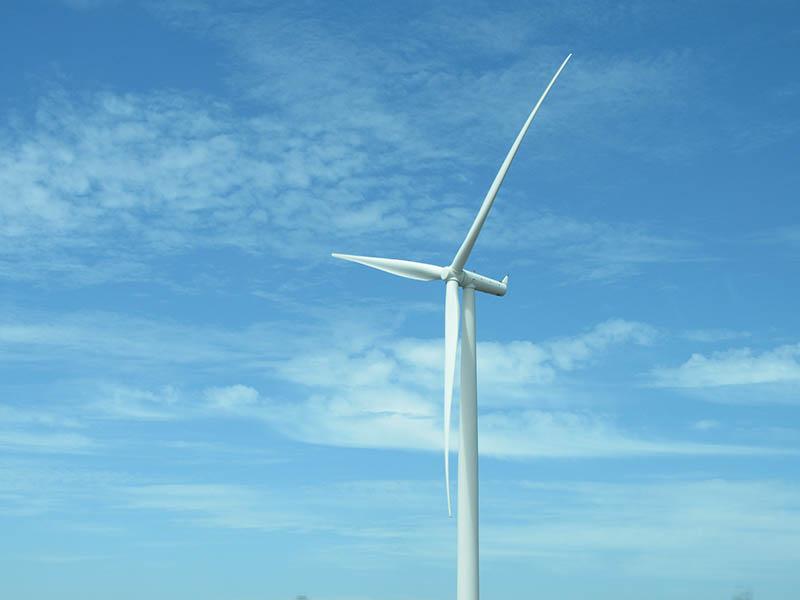 beveiliging windparken