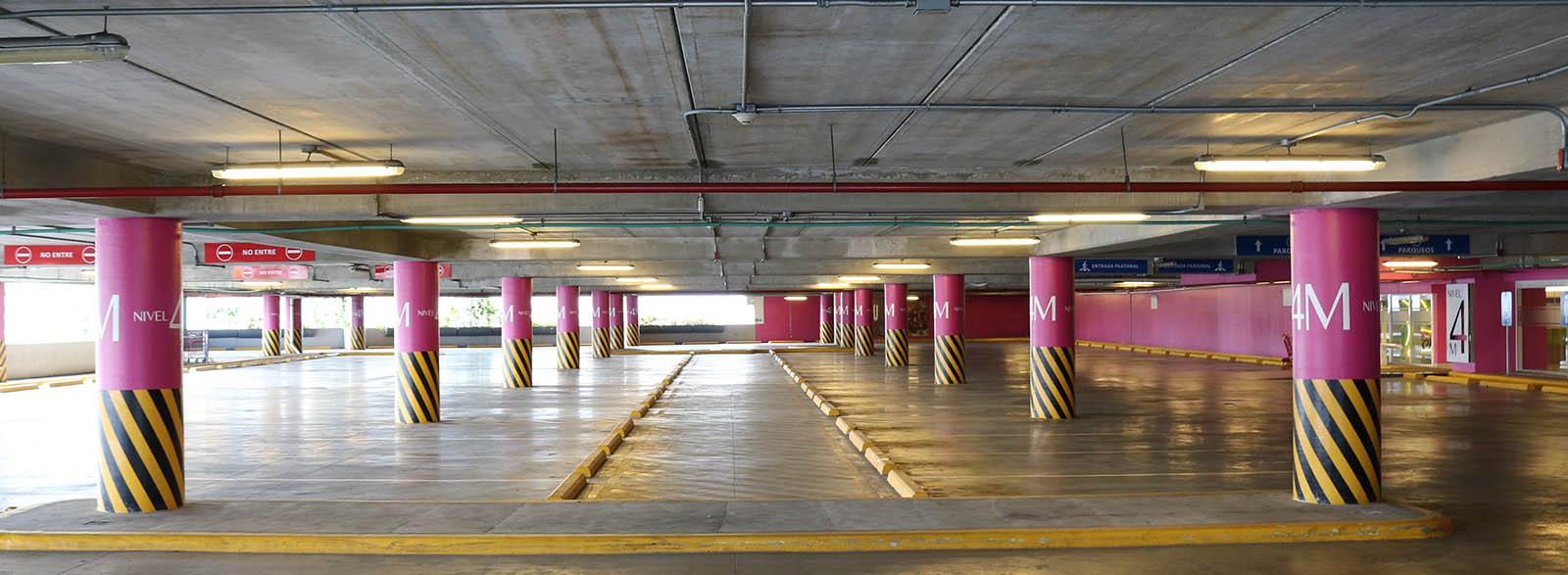parkeerplaats beveiliging picsee