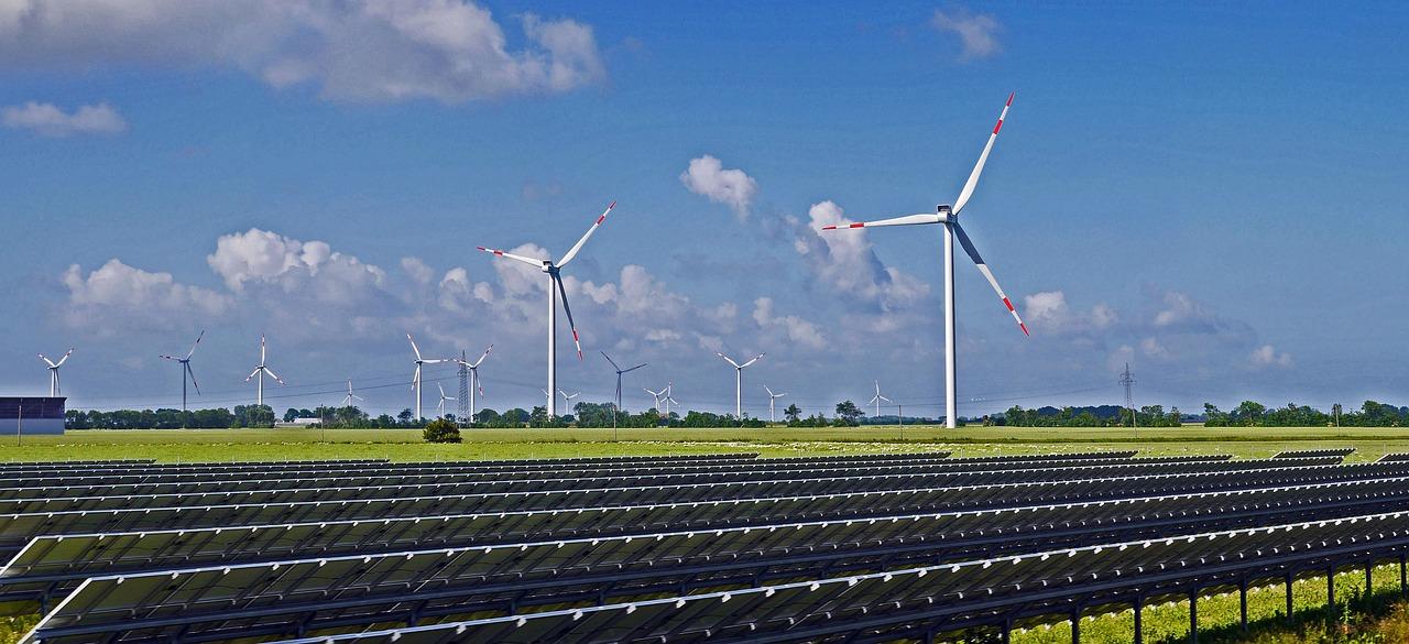 Windparken beveiliging